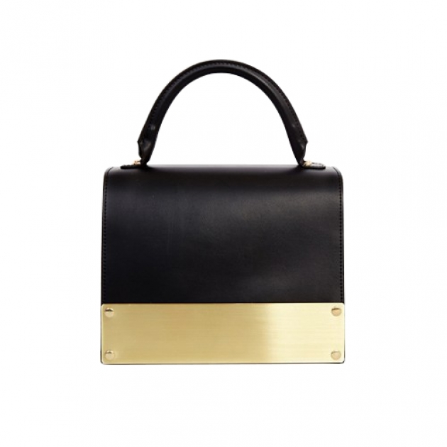 [MODERNIQUE]<br>Women's Margaret Mini Bag Black