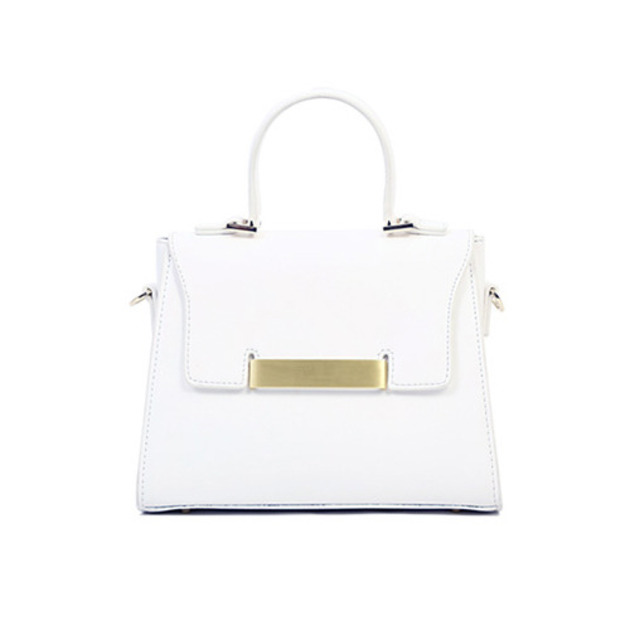 MODERNIQUE 모더니크 / <br>MARIANE MINI BAG White